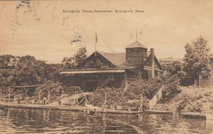 SPRINGFIELD, Massachusetts, PU-1910; Springfield Canoe Association