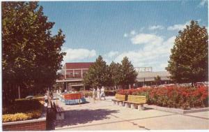 Peacock Terrace Northland Center Detroit Michigan MI