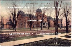 Normal School, Geneseo NY