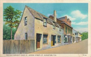 USA The Old Curiosity Shop St George Street St Augustine 03.31