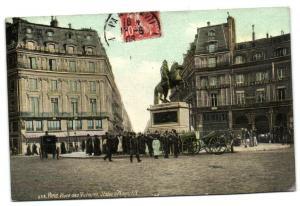 CPA Paris 1e (Dep. 75) Place des Victoires (58075)