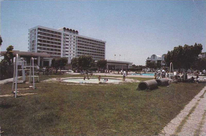 Salamis bay Hotel , Kıbrıs (Cyprus) , 60-70s