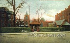 Little Church Around the Corner New York City NY 1909