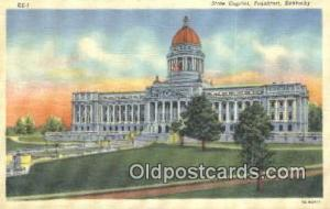 Frankfort, Kentucky, KY State Capital, Capitals Postcard Post Card USA  Frank...
