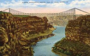 ID - Hansen Suspension Bridge