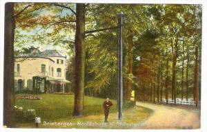 Driebergen , Netherlands, PU-1906   Hoofdstraat bij Welgelen