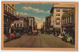 Main St. Little Rock AR