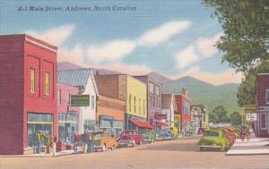 Main Street Andrews North Carolina