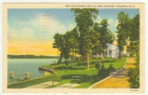Red Fez Country Club on Lake Catawba, Charlotte, North Carolina, PU-1939