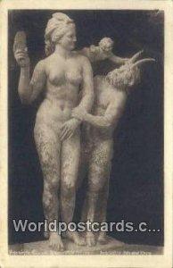 Aphrodite Pan and Enos NM Athens Greece Unused