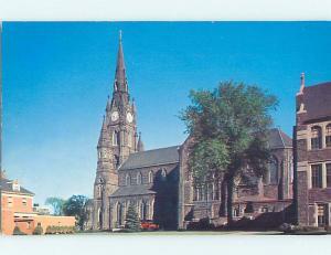Unused Pre-1980 CHURCH SCENE Erie Pennsylvania PA p3669