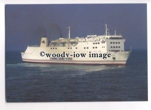 FE0608 - British Channel Island Ferries Ferry - Havelet , built 1977 - postcard