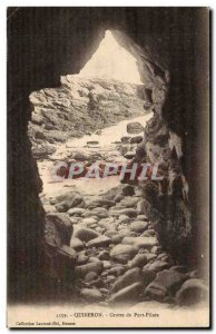 Postcard Old Cave Quiberon From Port Driver