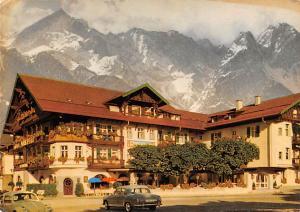 Garmisch Germany Hotel Marktplatz Garmisch Hotel Marktplatz