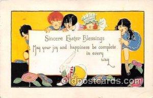 Easter Blessings 1929