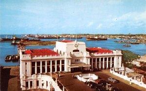 Colombo Harbour Ceylon, Ceylan Unused