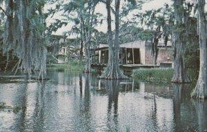 LAFAYETTE, Louisiana, 1950-1960s ; Cypress Lake