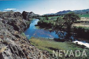 Scenic Nevada Reno Nevada