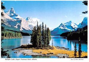Maligne Lake - Alberta, Canada