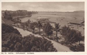 Natal: Esplanade, DURBAN, South Africa, 10-20s