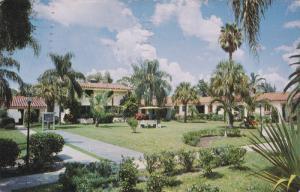 El Rancho Motor Lodge , ST. PETERSBURG , Florida , PU-1957