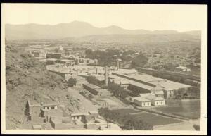 lebanon, Unknown City, Factory (1930s) RPPC