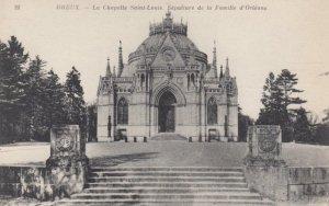 DREUX, France, 1910-1920s, La Chapelle Saint-Louis