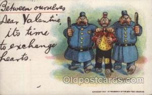 Artist Signed F. Opper Postcard Postcards Tuck Series No. 5 1910