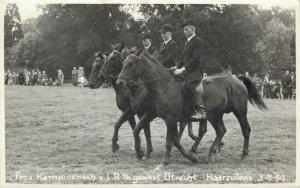 Hippique Horse Sport RPPC Holland Utrecht 03.12