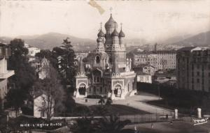 RP: NICE , France , PU-1949 ; L'Eglise Russe