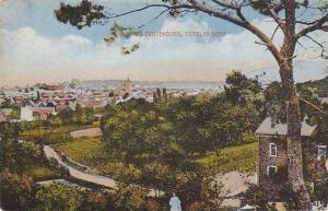 Totalansicht, Ochtendung (Rhineland-Palatinate), Germany, 1900-1910s