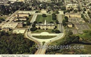 Dover, Delaware, DE State Capital USA Unused