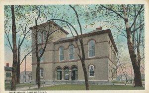 CAMBRIDGE , Maryland , 1910s ; Court House