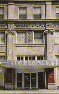 West Virginia Clarksburg Stonewall Jackson Hotel