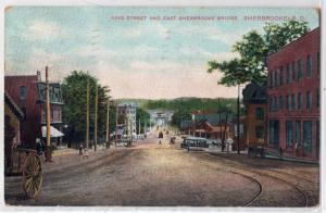 King St. Sherbrooke PQ