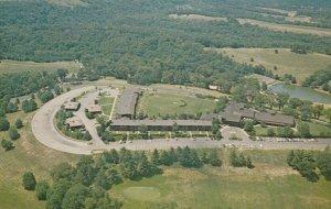 WHEELING, West Virginia, 1940-60s; Wilson Lodge, Oglebay Park