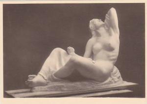 RP; German NAZI Era Art, Nude Woman,Edmund Moiret, Hoheres Verlangen, Weiner...