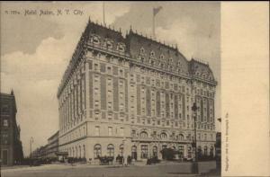 New York City Hotel Astor c1910 Postcard