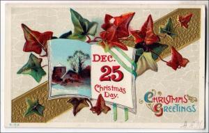 Xmas - Dec 25
