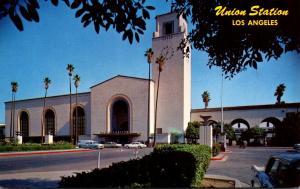 California Los Angeles Union Station