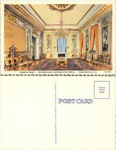 Drawing Room, International Eastern Star Temple, Washington D. C.