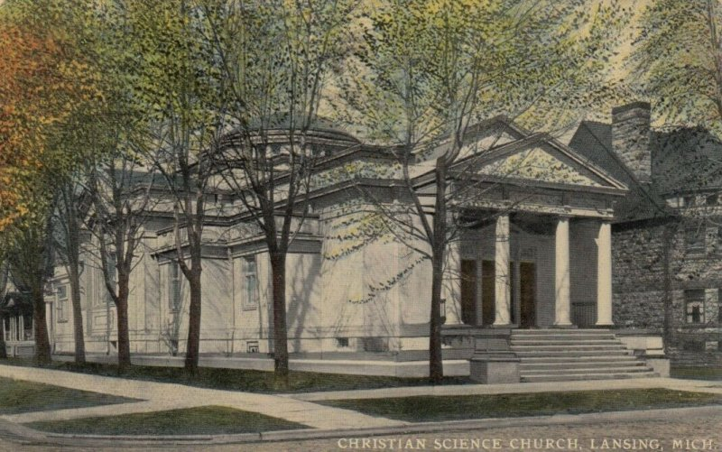 LANSING , Michigan, 1912 ; Christian Science Church