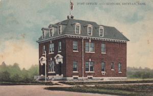 ESTEVAN , Saskatchewan , Canada , 00-10s ; Post Office & Customs