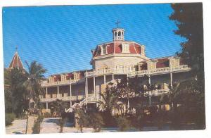 The convent of Mary Immaculate, Key West, Florida,  40-60s