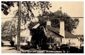 New York  Skanneateles , the Tice Motor Court