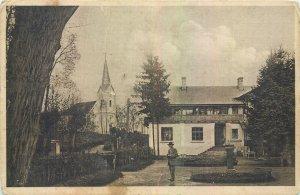 Postcard Slovakia Cizske kupele