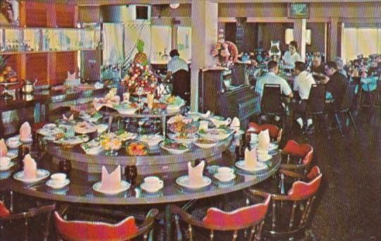 Sea-N-Sirloin Restaurant Interiuor Cabana Beach Motel West Beach Biloxi Missi...