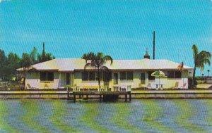 Florida Clearwater Beach Hayden Apartments 205 Brightwater Drvie 1957