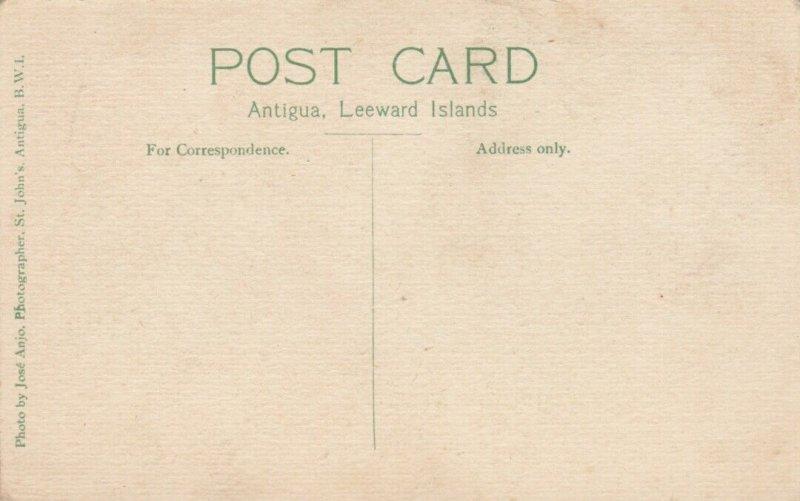 ANTIGUA , B.W.I. , 00-10s ; Last Sugar Wind Mill , Renfrews