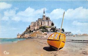 BR9199 Le Mont Saint Michel ship Bateaux   france